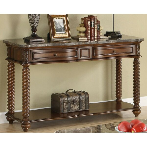 Belhaven Wooden Console Table By Canora Grey