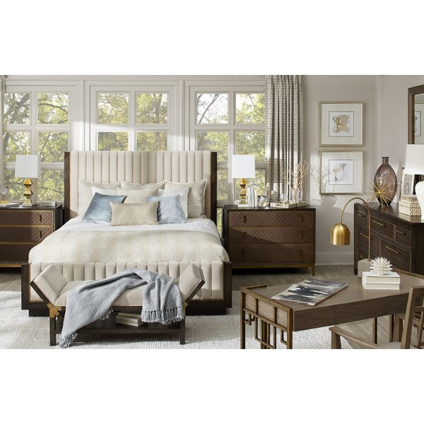 Sherpa Platform Configurable Bedroom Set by Wrought Studio
