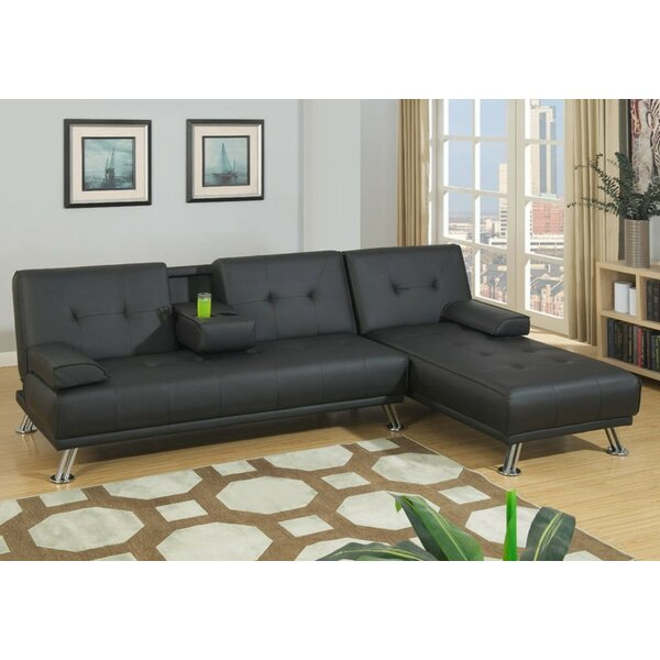 Sultan Right Hand Facing Sectional By Orren Ellis