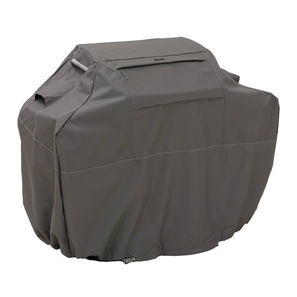 Kendala BBQ Grill Cover - Fits up to 44 by Freeport Park
