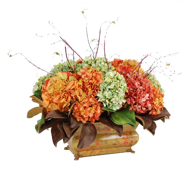 Autumn Mixed Centerpiece by Jane Seymour Botanicals