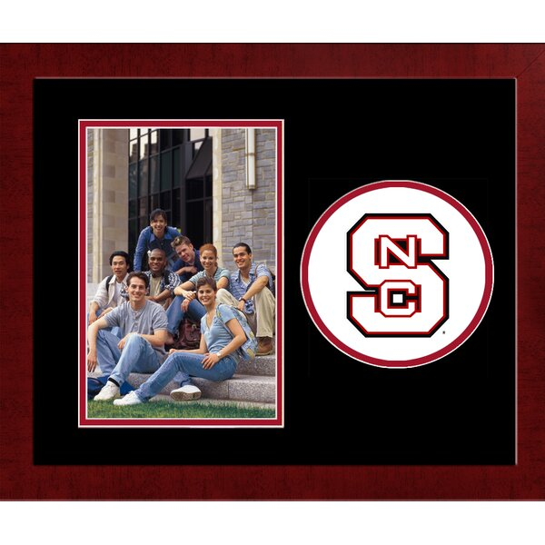 NCAA North California State Wolfpack Spirit Picture Frame by Campus Images
