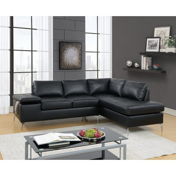 Mafalda Breathable Reversible Sectional by Orren Ellis