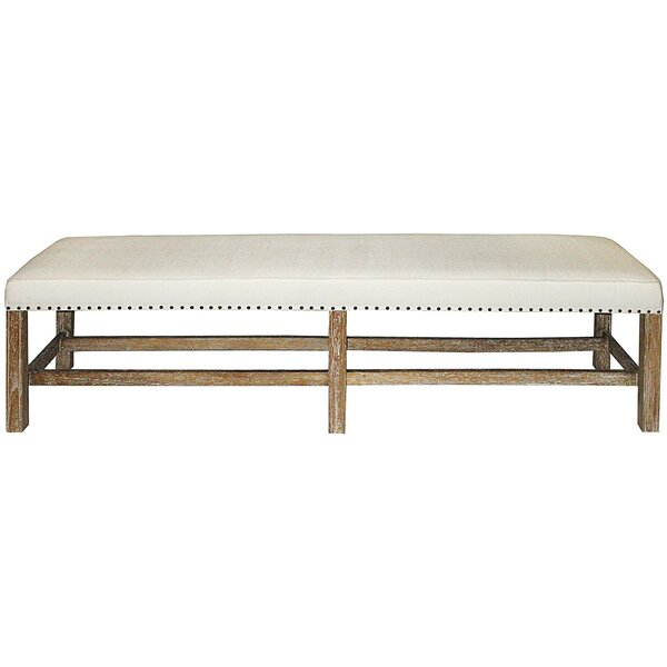 Sweden Upholstered Bench by Noir