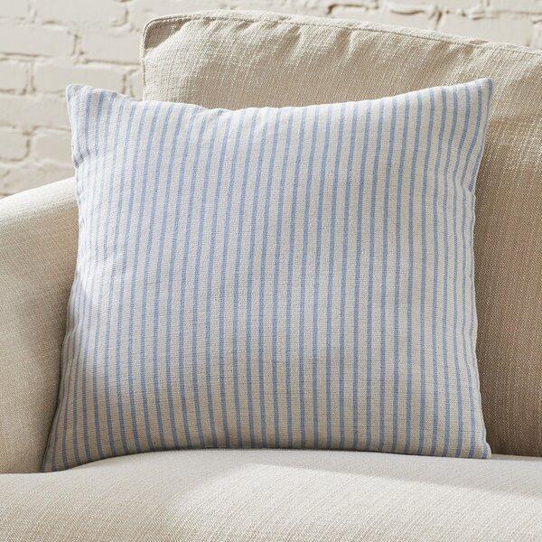 Metz Striped Pillow Cover by Birch Lane™