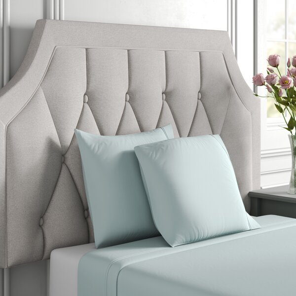 Hermione Upholstered Panel Headboard By Andover Mills