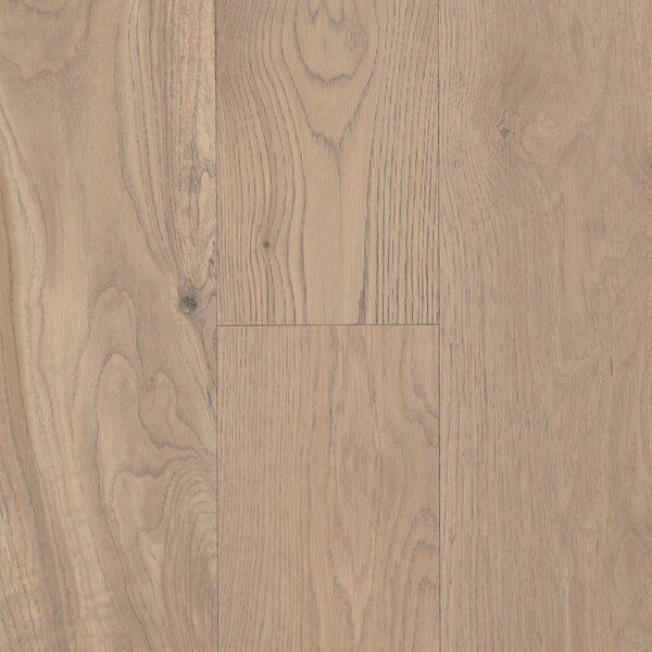 Coastal Allure 7 Engineered Oak Hardwood Flooring in Nautical White by Mohawk Flooring