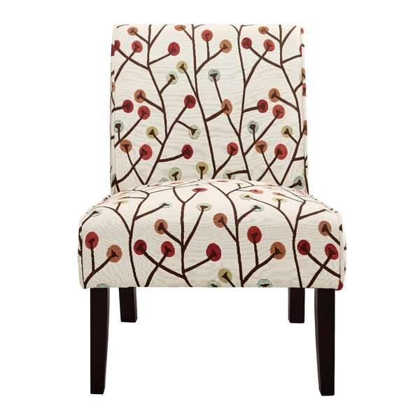 Gallaher Slipper Chair by Andover Mills Andover Mills