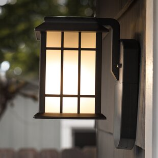 Affordable Price Churchman Outdoor Wall Lantern By Darby Home Co
