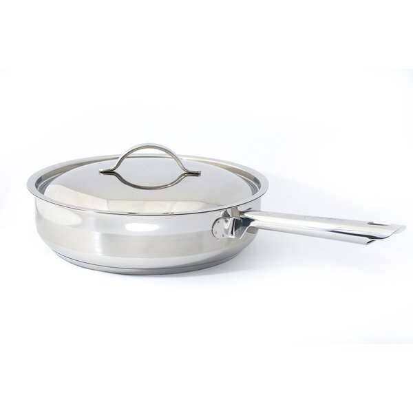 Gourmet 5-qt. Sauté Pan with Lid by Cuisinox