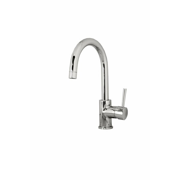Keplen Single Handle Kitchen Faucet by Virtu USA