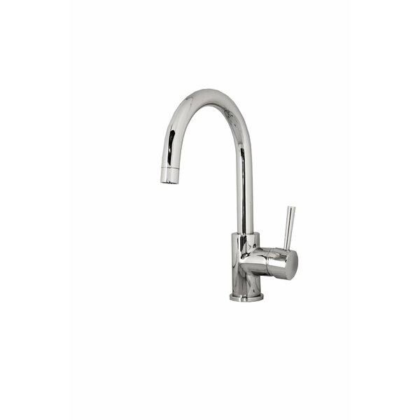 Keplen Single Handle Kitchen Faucet by Virtu USA