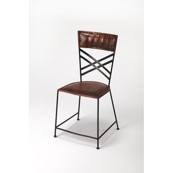 Mahika Upholstered Dining Chair by 17 Stories