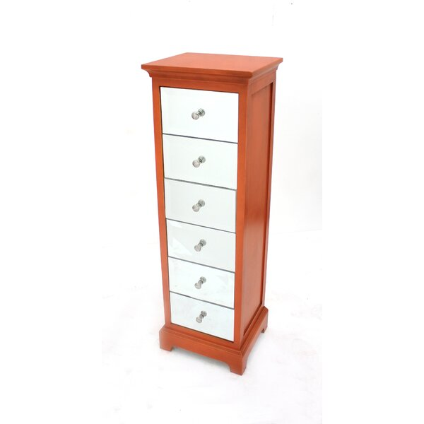 Louth 6 Drawer Accent Chest by Winston Porter