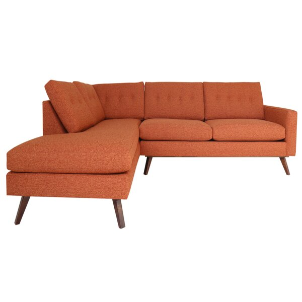 Polk Reversible Sectional By George Oliver
