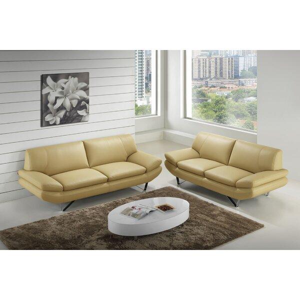 Rexford 2 Piece Living Room Set by DG Casa