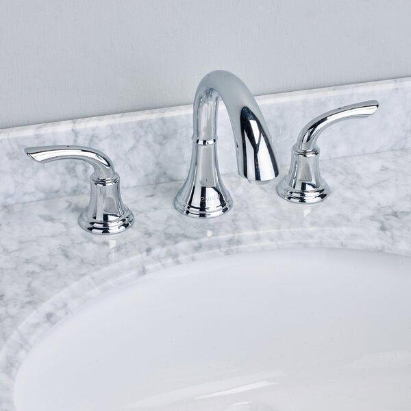 Friendy® Deck Mount Widespread Bathroom Faucet by Eviva