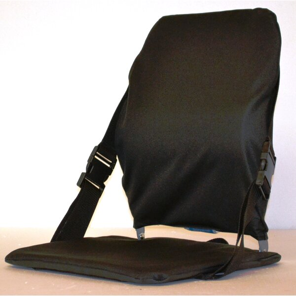 Sports Portable Stadium Seat by Sacro-Ease