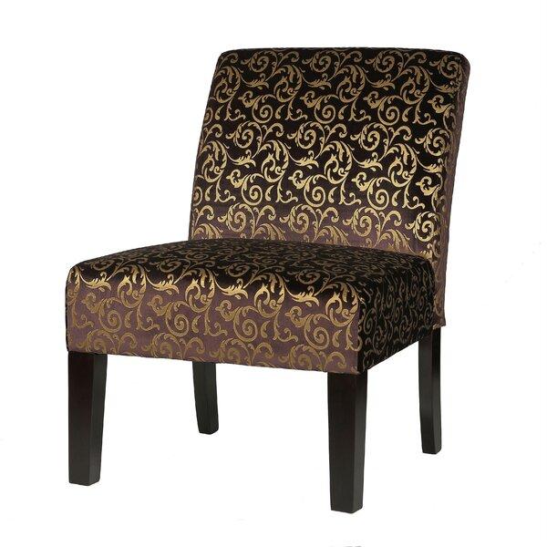 Castano Slipper Chair by Cortesi Home