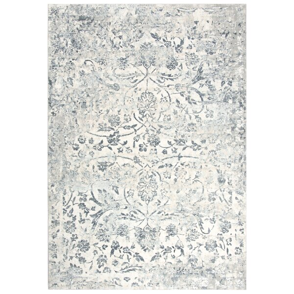 Carey Cream Area Rug by Williston Forge