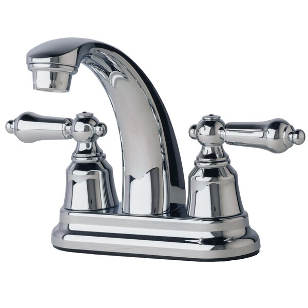 RV/Mobile Home Centerset Bathroom Faucet by Laguna