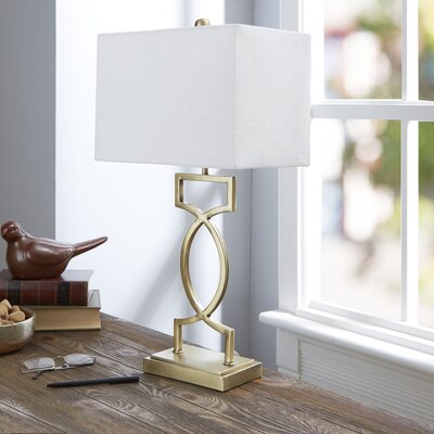 Antique Brass Table Lamps You Ll Love In 2019 Wayfair