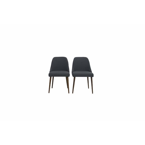 Darron Mid Century Modern Dining Chair (Set of 2) by Corrigan Studio
