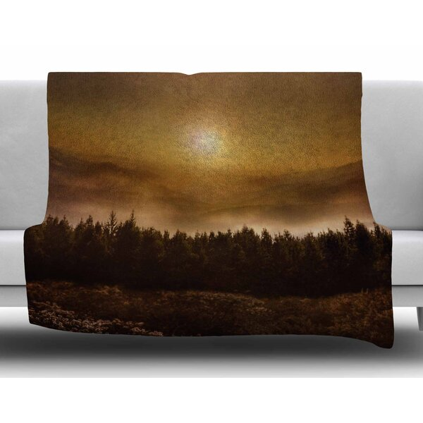 The Awakening by Viviana Gonzalez Fleece Blanket by East Urban Home