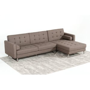 Alsatia Sleeper Sectional  sc 1 st  AllModern : down filled sofa sectional - Sectionals, Sofas & Couches