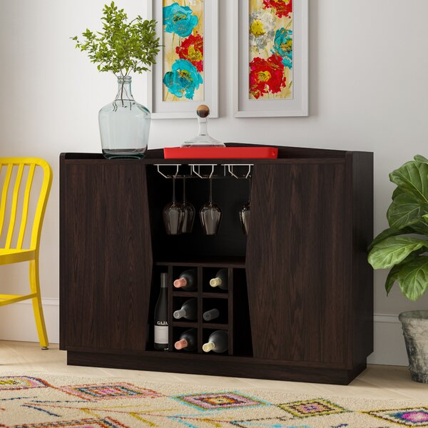 Bevers Dining Buffet Table by Wrought Studio