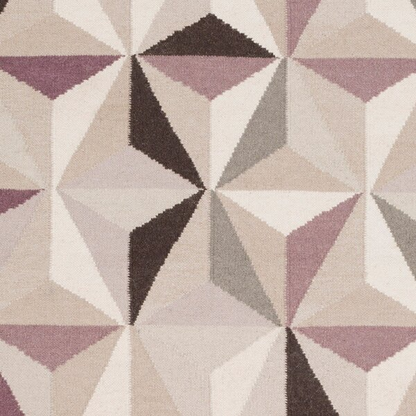 Donley Gray Area Rug by Wrought Studio