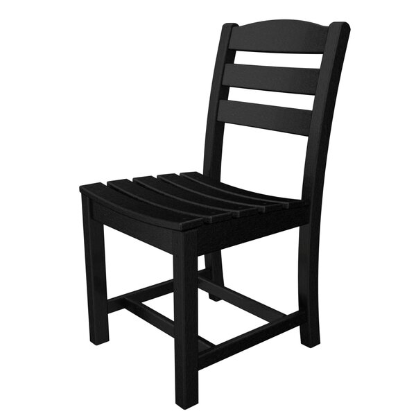 La Casa Café Patio Dining Chair (Set of 2) by POLYWOOD®
