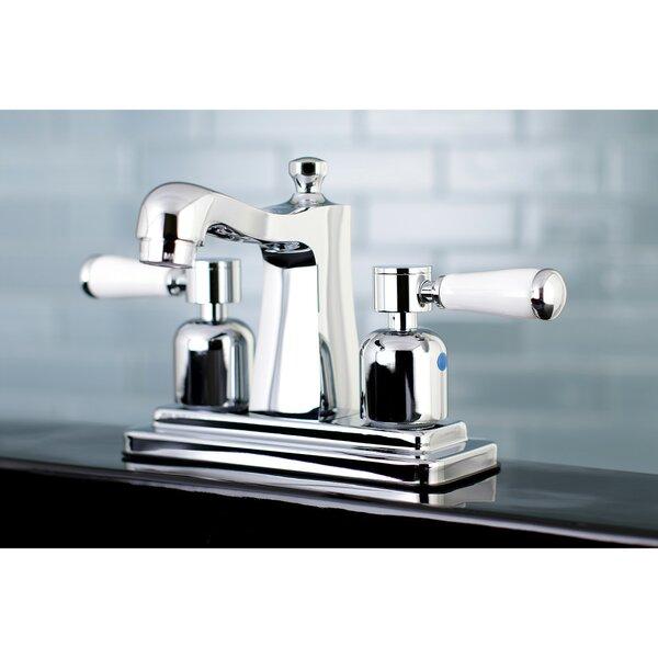 Paris Centerset Bathroom Faucet with Drain Assembly