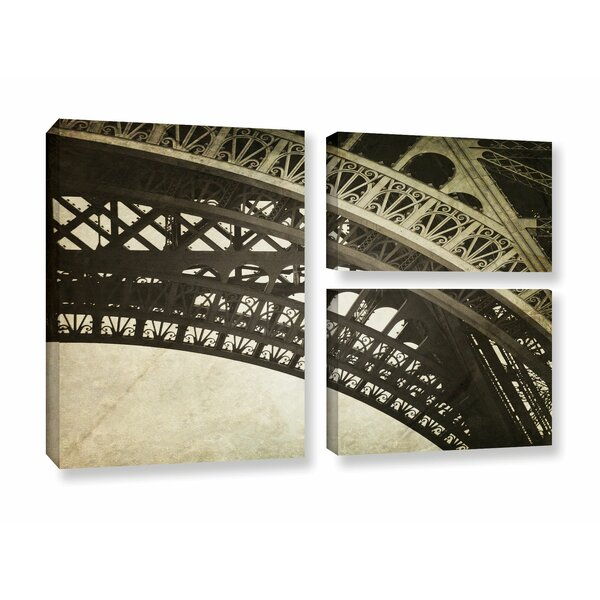 Timeless 3 Piece Photographic Print on Wrapped Canvas Set by Latitude Run