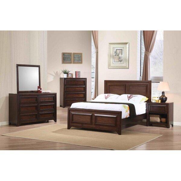 Serrano Panel Configurable Bedroom Set by Harriet Bee