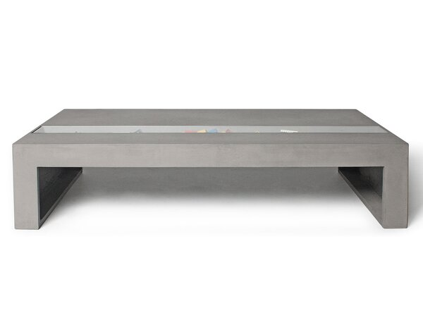 Zen Coffee Table by Lyon Beton