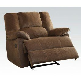 Review Oliver Manual Glider Recliner
