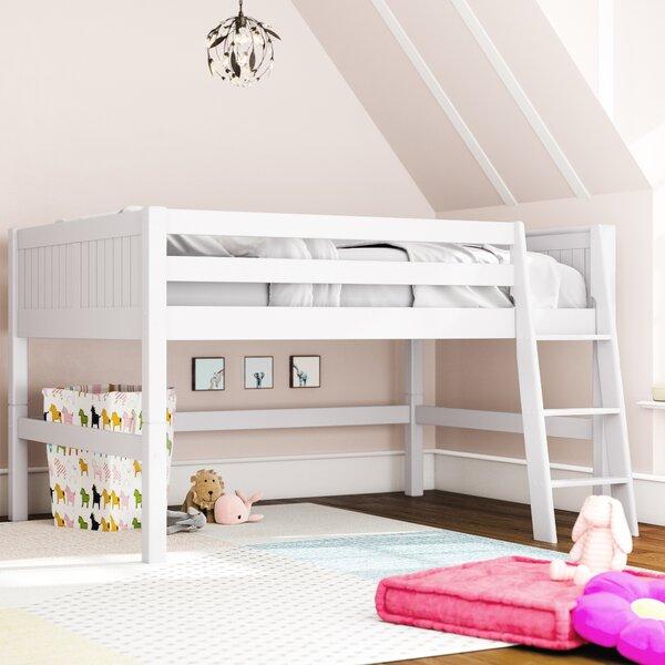 Burkley Full Low Loft Bed by Mack & Milo