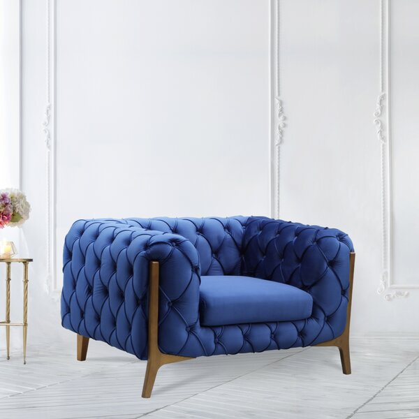 Knoxville Armchair by Everly Quinn