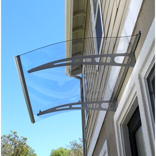 PA Series Window u0026 Door Awning & Front Door Awnings | Wayfair