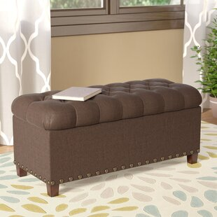 Affordable Henderson Upholstered Storage Bench By Alcott Hill