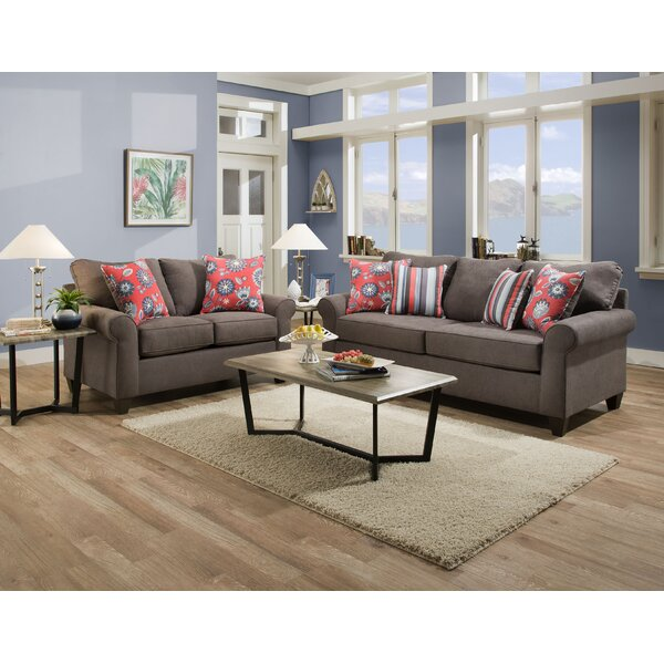 Bloomington Configurable Living Room Set by Darby Home Co