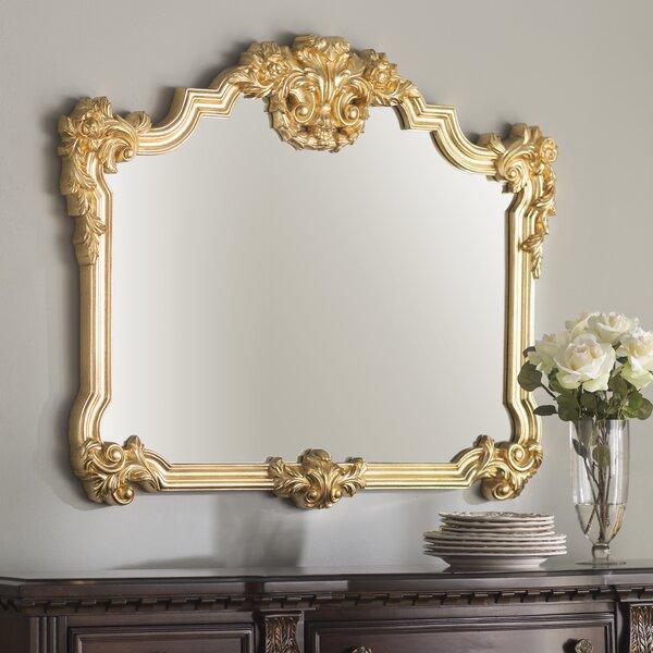 Bright Accent Mirror by Astoria Grand
