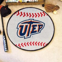 NCAA UTEP Baseball Mat by FANMATS