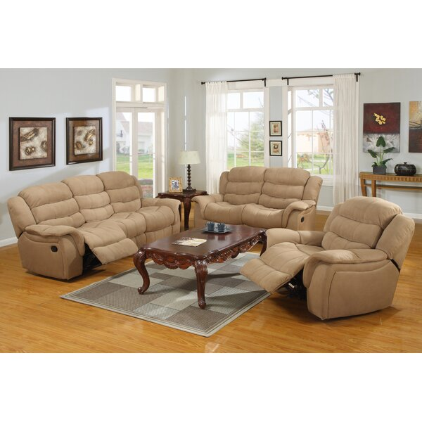 New Orleans Reclining  Configurable Living Room Set by Flair