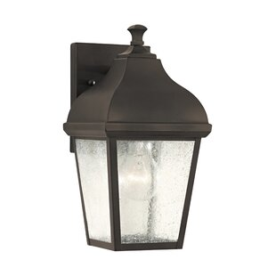 Find the perfect Graceton 1-Light Outdoor Wall Lantern By Alcott Hill
