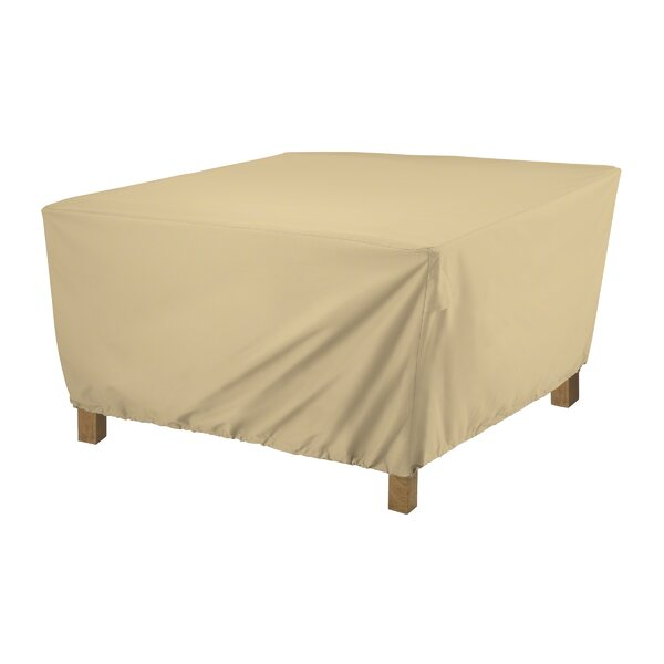 Square Patio Table Cover by Freeport Park