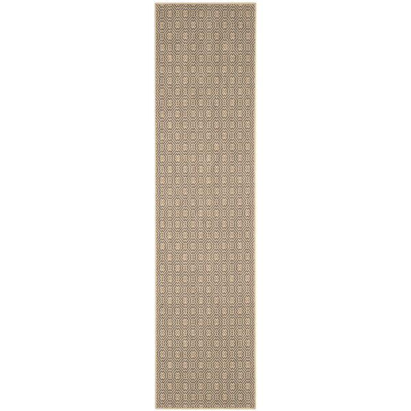 Dowell Hand-Knotted Natural Area Rug
