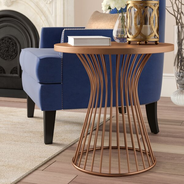 Whisler End Table by Willa Arlo Interiors