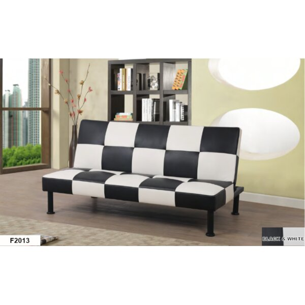 Block Simple Convertible Sofa by Latitude Run